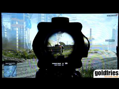 nVidia GeForce GTX 980M Performance Review with Battlefield 4 on the Gigabyte P35X V3