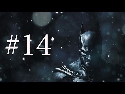 Бейн и сумасшествие Джокера  [Batman: Arkham origins # 14]