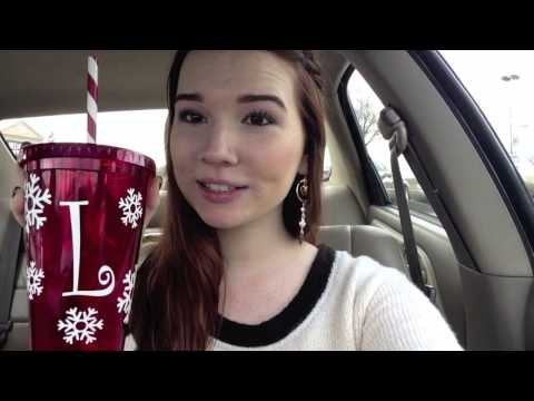 Christmas Shopping! Car & Target Vlog