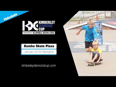 Kumba Skate Plaza January 2016 Highlights