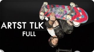 Tony Hawk Interview With Pharrell Williams | ARTST TLK™ Ep. 4 Full | Reserve Channel