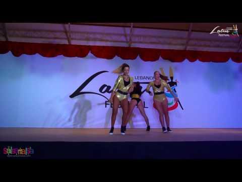 Lady's VL Show | Lebanon Latin Festival 2016
