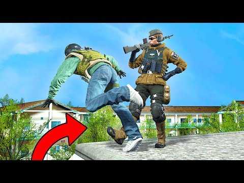 RAINBOW SIX SIEGE FAILS: #16 (Rainbow Six Siege Random Moments Compilation)