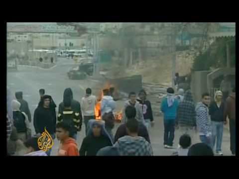 Palestinian anger spills onto East Jerusalem streets