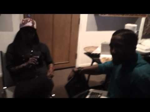Behind the Scenes With M$ney Bags & Omarion -