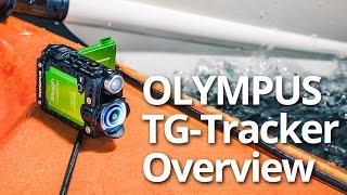 Olympus TG-Tracker Overview