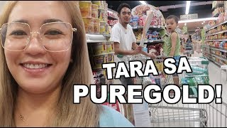 GROCERY WITH MY BOYS - anneclutzVLOGS