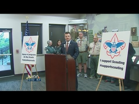 Boy Scouts Vote To Allow Gays To Join video