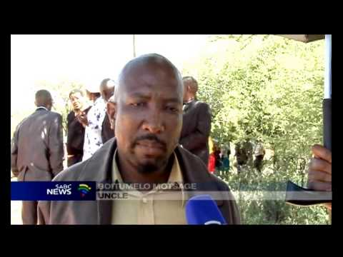 Gabaediwe Motsage was killed last Tuesday after returning to an initiation school