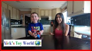 Ryan's World Toy Review **ANOTHER BLIND BAG SURPRISE**