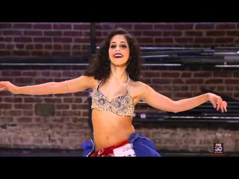 Desi Thumka ft. Janelle Issis on So You Think You Can Dance -...
