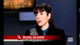 Iceland: The Mouse that Roared (Birgitta Jonsdottir)