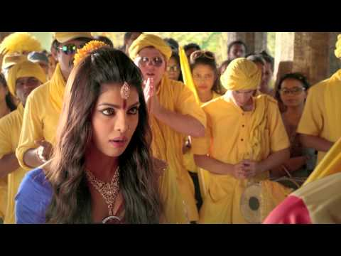 Pepsi IPL T20 New AD - Priyanka Chopra as Mata Ji