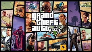 GTA V PS4 Online Playthrough Grand Theft Auto
