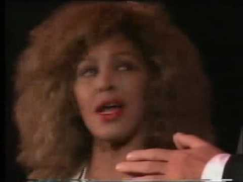 Tina Turner sings Steamy Windows introduced by John Cleese