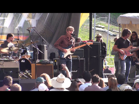 Eric Johnson Band - Guitar Town - Copper Mountain, CO 8-12-12 HD tripod