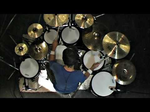 Cobus - 30 Seconds To Mars - This Is War (Drum Cover)