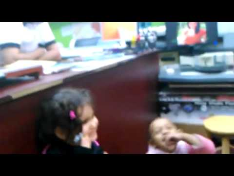 Funny Baby  Kissing Video video