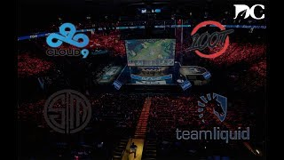 Relive the North American League of Legends 2018 Summer Finals