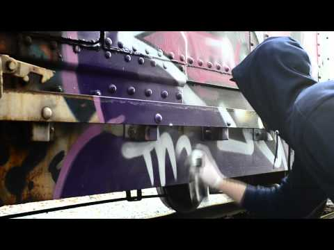 ArtPrimo.com Presents:  Task Piecing with Flame Spray Paint