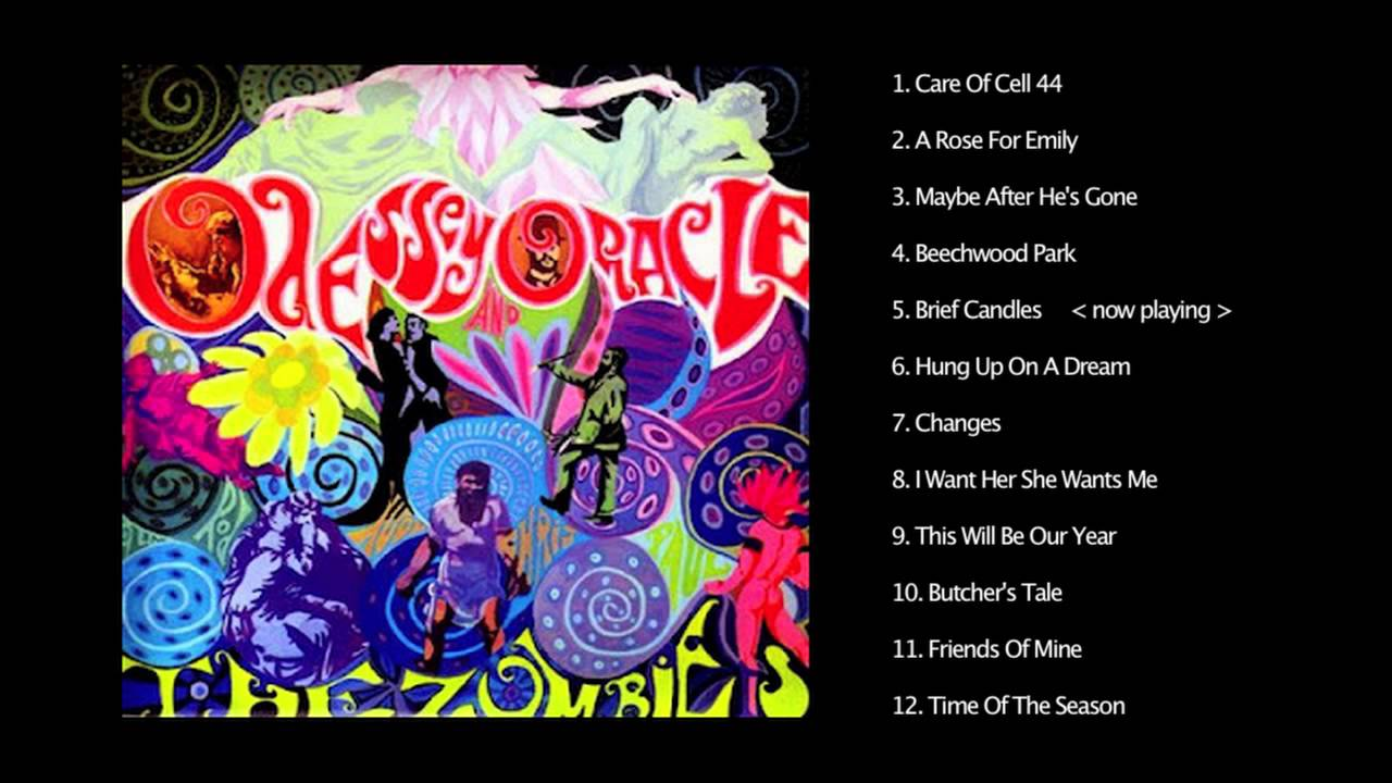 The Zombies Odessey And Oracle Full Album Official