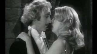 young frankenstein - deleted scene 2 - frederick & inga