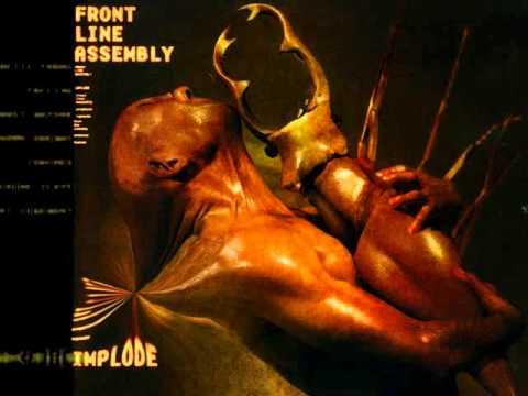 Imagem da capa da música Don't trust anyone de Front Line Assembly