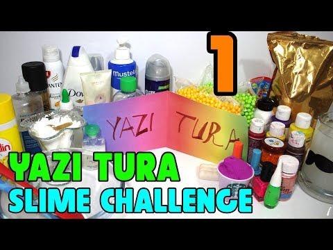 Yazı Tura Slime Challenge #2 - Anne vs Buse Slime Kapışmasında Birinci Bölüm!! Bidünya Oyuncak