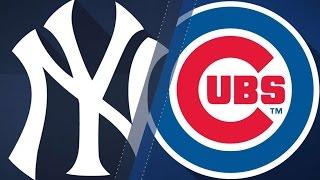 Н.Й. Янкиз : Чикаго Кабс