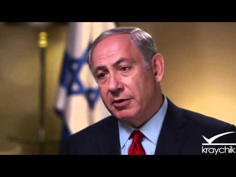 Benjamin Netanyahu Interview w/Charlie Rose