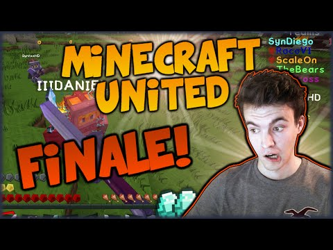 SPANNENDES FINALE! — Minecraft United 2. 0 #12 [Deutsch] — DiaDiego