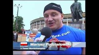 World  STRONGMAN CUP 2006 in Moscow