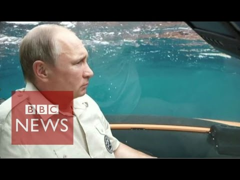 Ukraine crisis: Putin shows who is boss in Crimea - BBC News