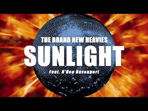 The Brand New Heavies - Sunlight - New Music 2012