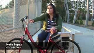 eZip Trailz Electric Bicycle - Review