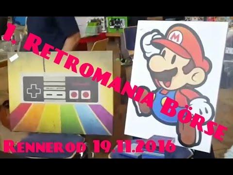 1. Retromania Börse Rennerod 19.11.2016 / Super Yintendo