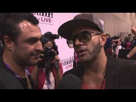 BEST KARL WOLF RED CARPET INTERVIEW EVER W/ LOVE THIS CITY TV!