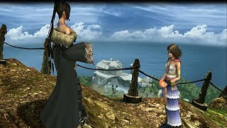 Final Fantasy X-2 (PS4) Wakka And Lulu Are Together HD 720p 60fps
