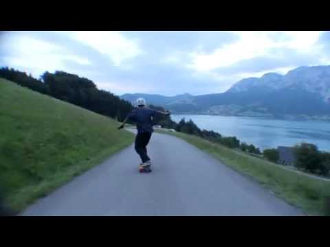 Skating with a view