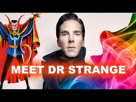 Benedict Cumberbatch is Dr Strange 2016?! - Beyond The Trailer