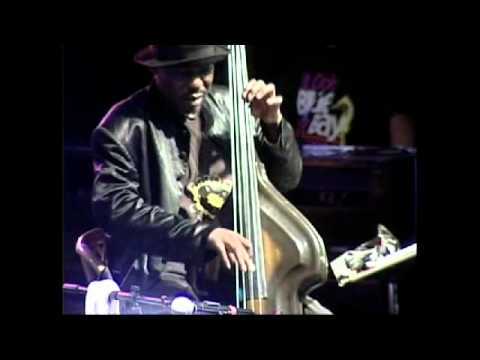 Fred Williams Bassist in: James Blood Ulmer's Trio