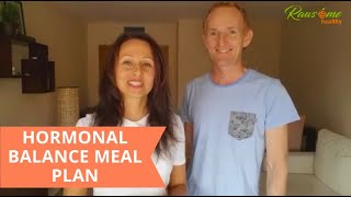 Whole Foods Meal Plan To Overcome Hormonal Imbalances