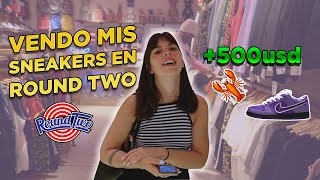 VLOG | ¿CÓMO VENDER SNEAKERS EN ROUND TWO? | NIKE SB DUNK LOW