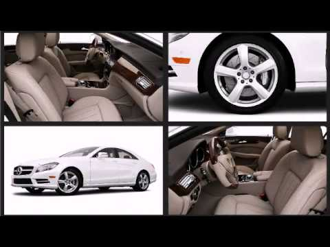 2013 Mercedes Benz  CLS Class Video