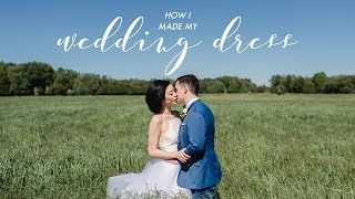 DIY WEDDING DRESS | WITHWENDY