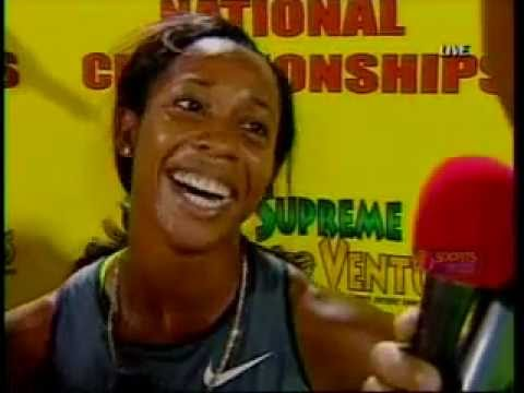 2012 Jamaica National Trials  200 m Men and Women Finals  1 July