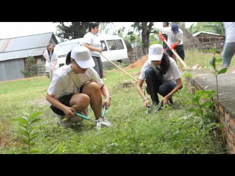 Volunteering in Cambodia - MasterCard & UN Women Singapore