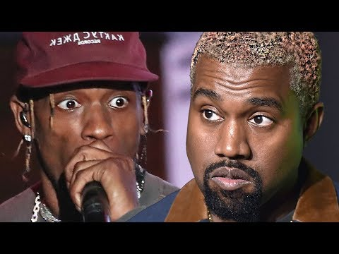 Kanye Claims Travis Scott Threatened Him After Sicko Mode Diss | Hollywoodlife