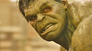 "AVENGERS 2 ""Hulk vs. Hulkbuster"" (HD) Mark Ruffalo"