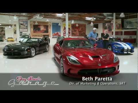 Jay Leno's Garage: 2013 SRT Viper GTS